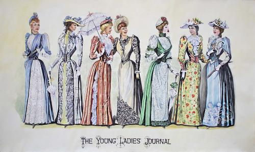The young ladies journal