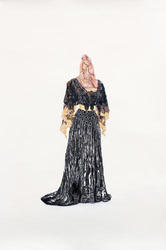 Vestido de noche 1903